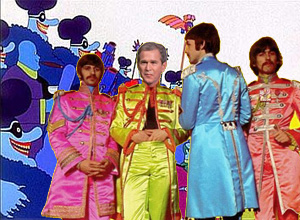 Sgt. Bush's Lonely Hearts Club Band