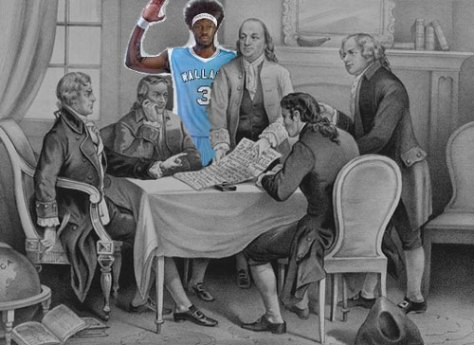 Where is Ben Wallace?