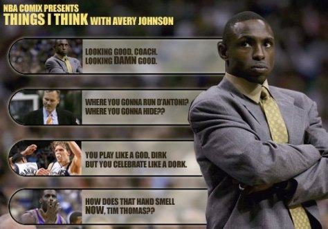 Things I Think with Avery Johnson