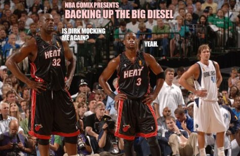 Backing Up Big Diesel