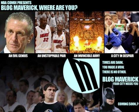 Blog Maverick, Where Are You?