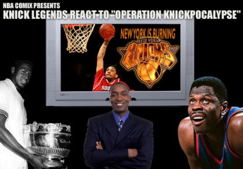 Operation Knickpocalypse