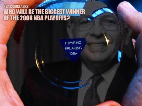 Magic 8-Ball David Stern