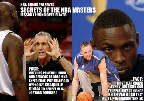 Secrets of the NBA Masters