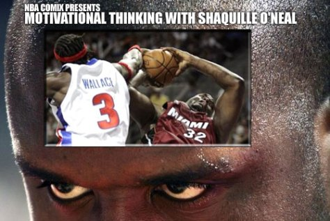 Motivational Thinking with Shaquille O'Neal