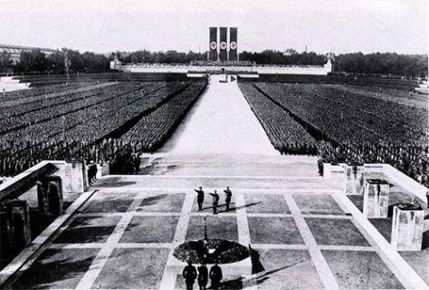 Nuremberg Rally (Reichsparteitag) annual Nazi rallies