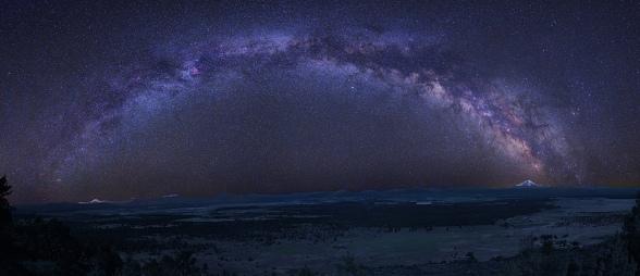 Mt Shasta by NASA