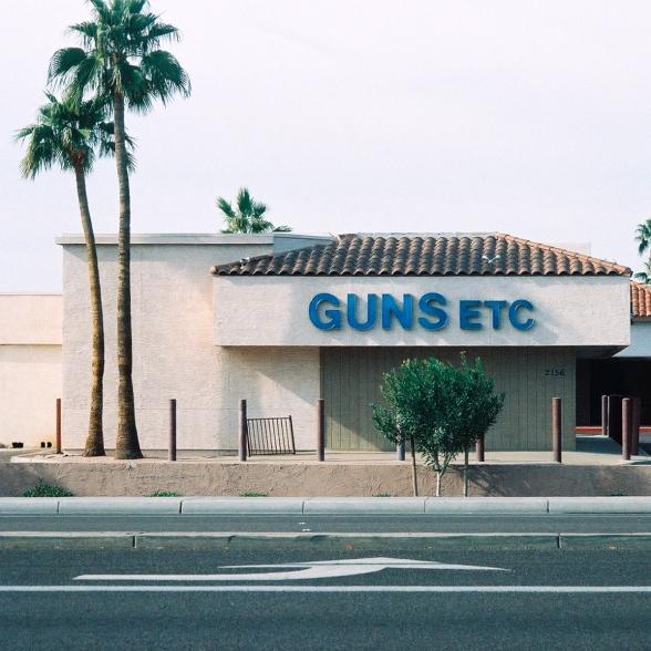 Guns etc by Kevin Dooley